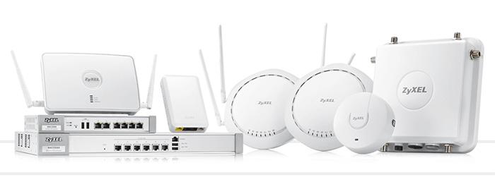 Решения для построения беспроводной сети от Zyxel