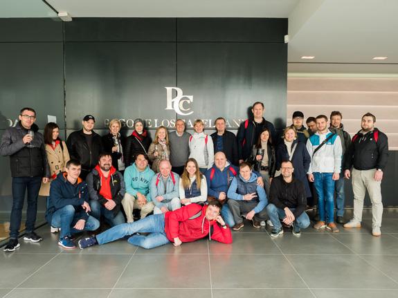 Компания iRU провела в Испании третью ежегодную выездную партнерскую конференцию