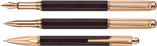 Ручки Carandache Varius Ebony