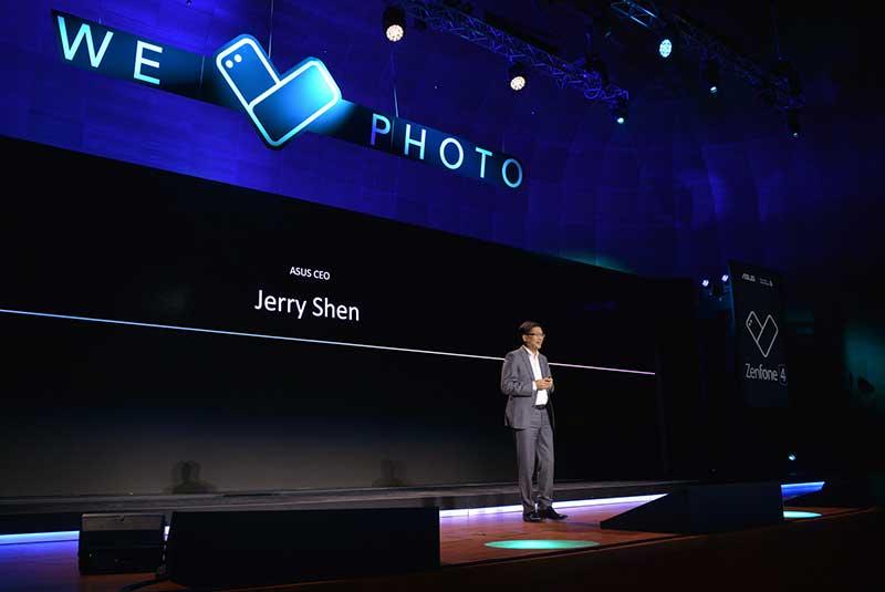 Презентация смартфонов ASUS ZenFone 4