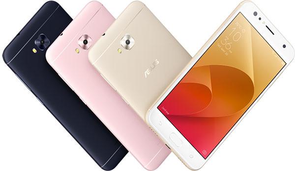 Смартфоны ASUS ZenFone 4 Selfie Pro