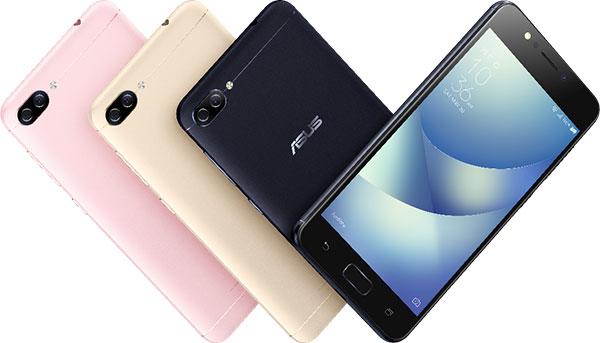 Смартфоны ASUS ZenFone 4 Selfie
