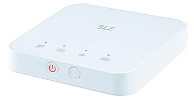 мобильные роутеры ZTE MF927U