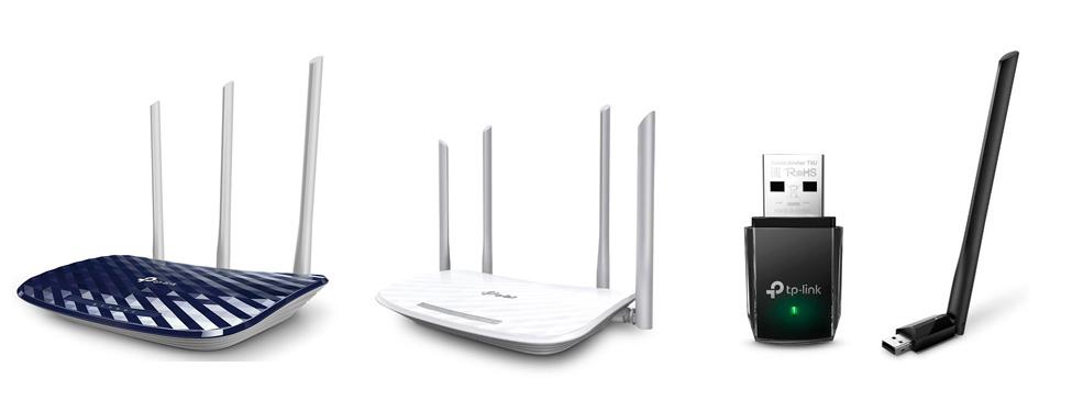 Новые Wi-Fi роутеры и адаптеры TP-Link серии Archer