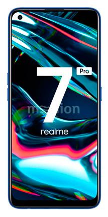 realme представляет realme 7 Pro