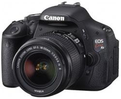 Зеркальный фотоаппарат CANON EOS 600D kit