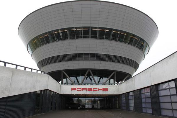 Автомечта от Palit и Porsche