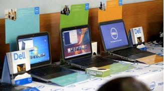 POS-материалы от Dell