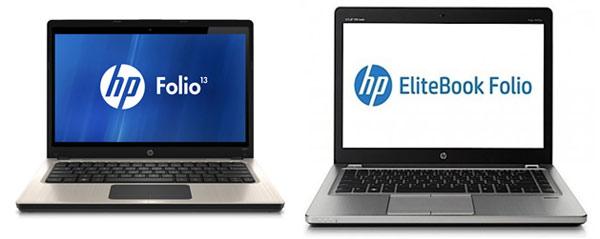 корпоративный ноутбук HP