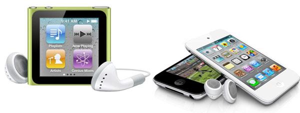 Плеер Apple iPod