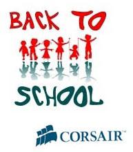 Back to school c Corsair