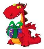 Провожаем год дракона с ECS!
