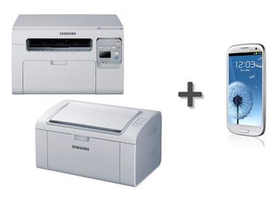 Samsung: смартфон в подарок за закупки принтеров и МФУ