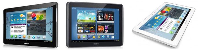 планшетные компьютеры Samsung