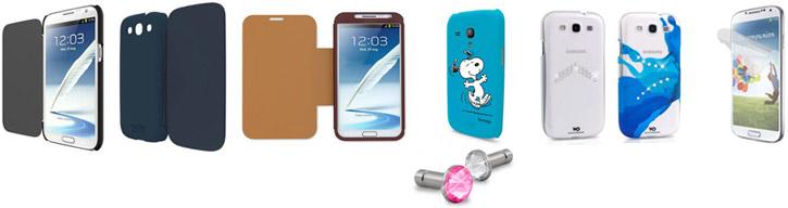 Рибейтная программа по аксессуарам для смартфонов Samsung
