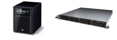 Распродажа систем хранения Buffalo на Windows Storage Server 2012