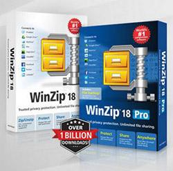 Corel OEM WinZip Standard 18