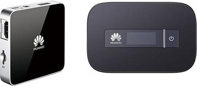 Медиаплеер Huawei М310 и модем Huawei E5756
