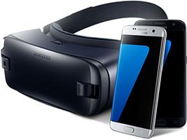 Очки виртуальной реальности Samsung Galaxy Gear VR SM-R323