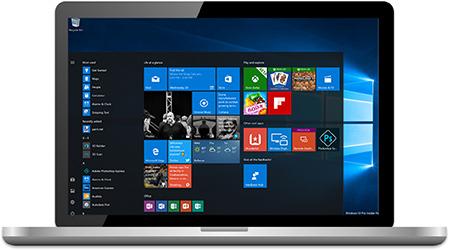 Ноутбуки на операционной системе Windows