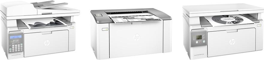Принтеры HP серии Ultra