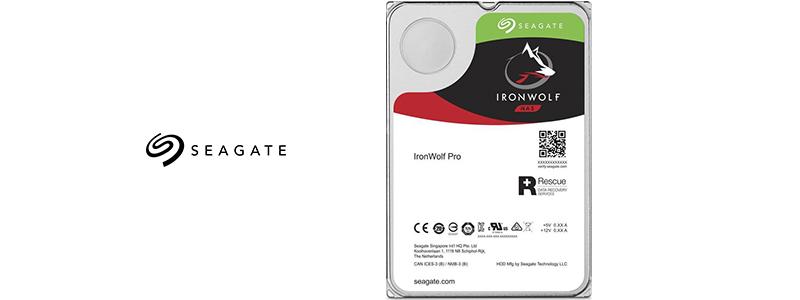 диски Seagate серий IronWolf и IronWolf Pro