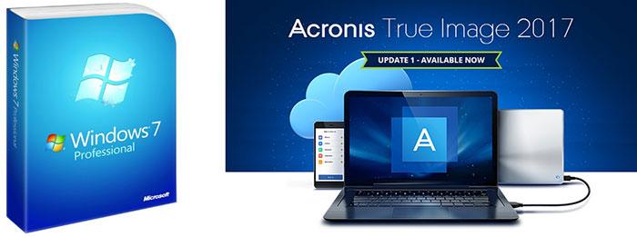 Microsoft и Acronis: данные под защитой!