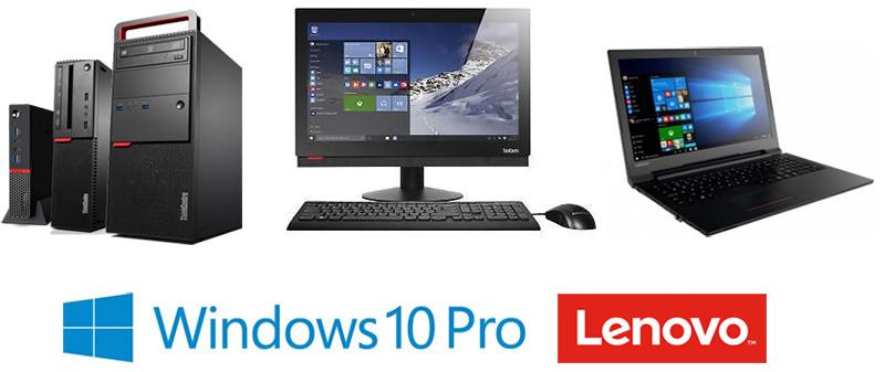 Моноблоки и компьютеры Lenovo