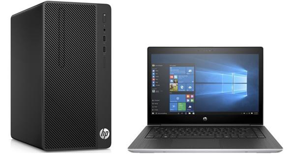 Бонусы за покупку ПК и ноутбуков HP в MERLION