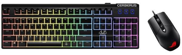 клавиатуры ASUS в MERLION