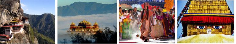 Легенды Азии с Thermaltake: Бутан и Непал