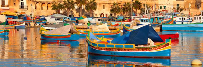 Polaris: курс на Мальту
