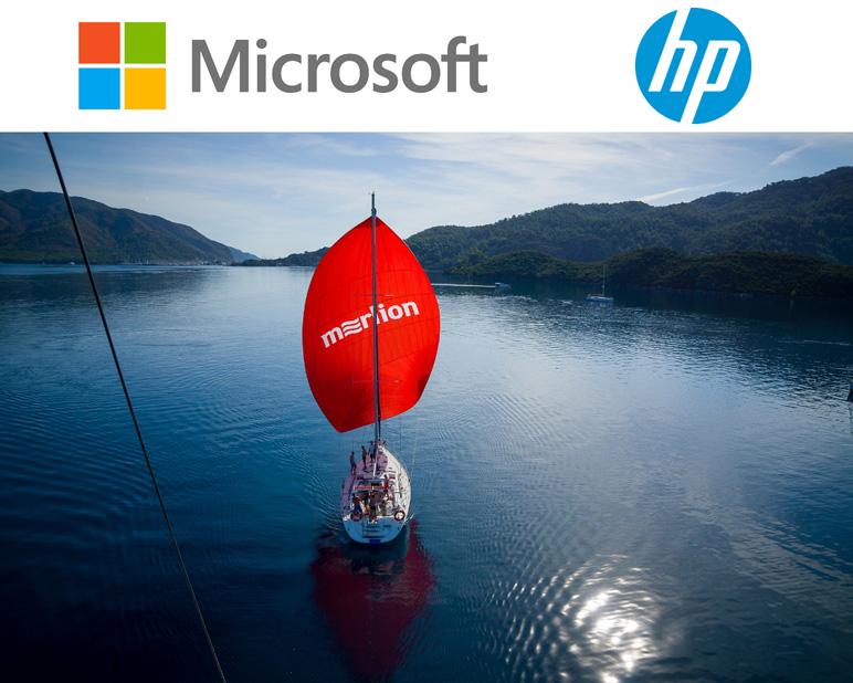 Летние каникулы вместе с HP