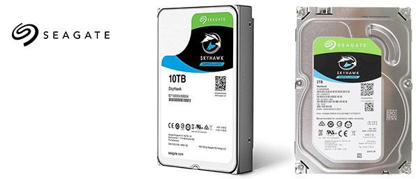 Бонусы за закупку жестких дисков Seagate SkyHawk