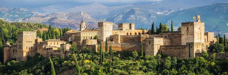 Выиграйте путешествие в Испанию!
