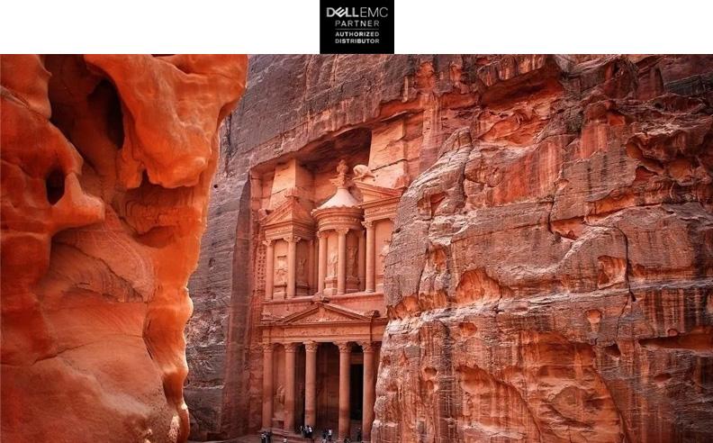 Королевская экзотика Иордании с Dell