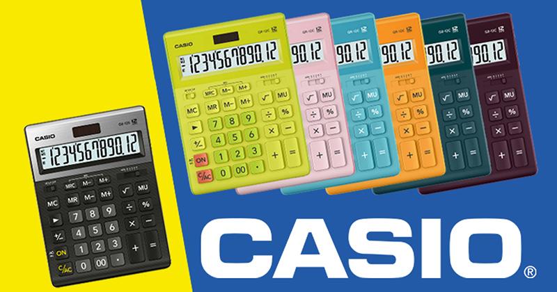 Акция от Casio: счет всегда в вашу пользу!