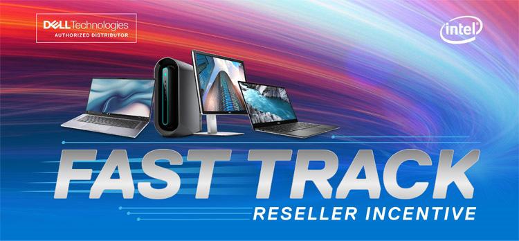 Fast Track – новая программа поощрения авторизованных партнёров Dell Technologies