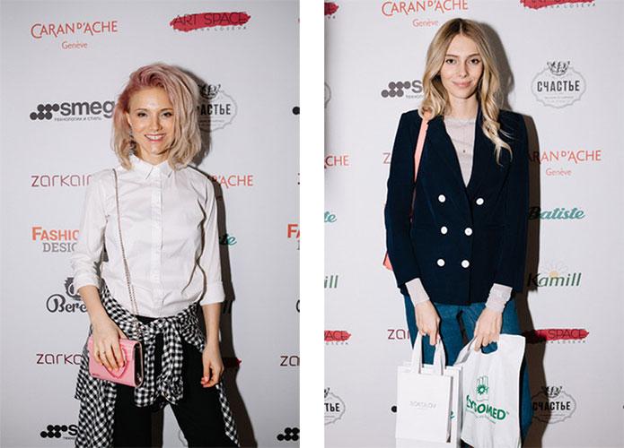 Компания Caran d'Ache приняла участие в FashionTime Designers