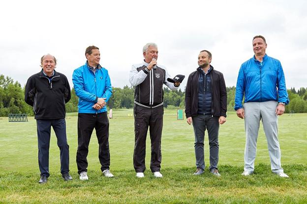 Открытие гольф-сезона 2018 года