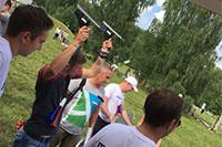 MERLION стал партнером Спартакиады «Комуса»