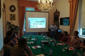 POWERCOM в Италии провела выездную конференцию для партнеров