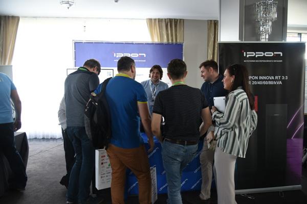 IPPON принял участие в IT-конференции КИТ 2019