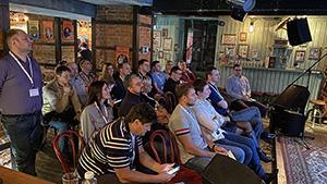 iRU и Microsoft провели в Новосибирске бизнес-ужин для партнеров
