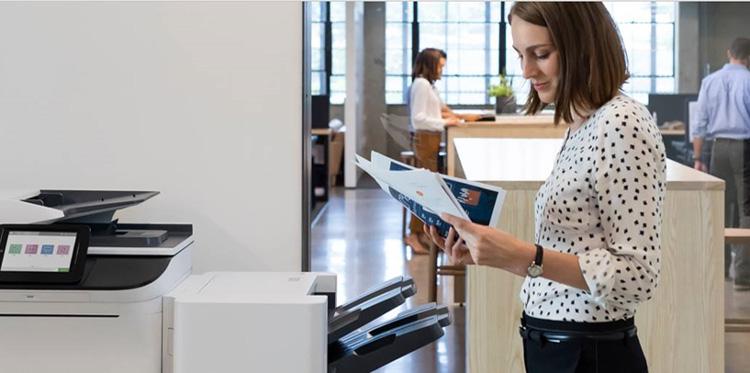 Вебинар: «Расширенные возможности с устройствами HP формата А3»