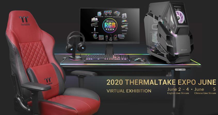 Thermaltake EXPO 2020