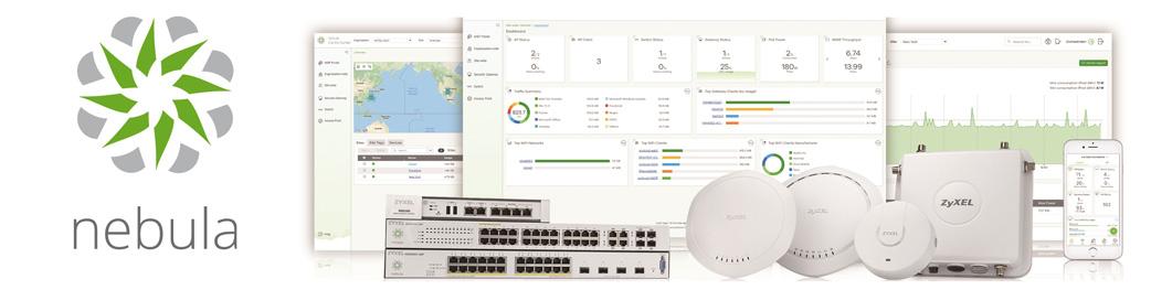 Вебинар: «Обзор актуального сетевого оборудования Zyxel Networks»