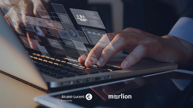 Вебинар: «Кризис? Новые возможности для вашего бизнеса с Alcatel-Lucent Enterprise и MERLION»