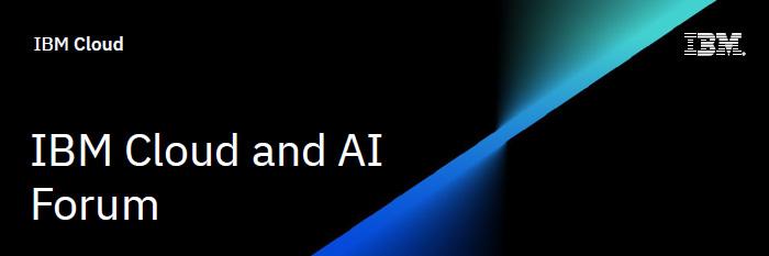 Онлайн-событие: IBM Cloud and AI Forum