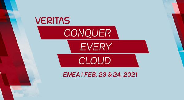 Отраслевое мероприятие Veritas: Conquer Every Cloud